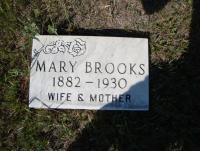 Mary Ann Brooks