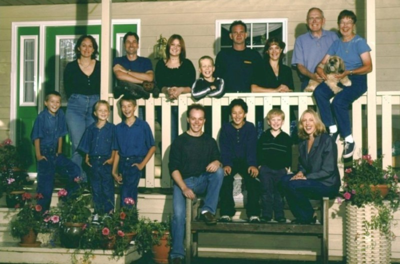 Our Family 2002